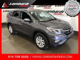 Used 2016 Honda CR-V SE|AWD|CAM|BLUETOOTH| for sale in Montréal, QC
