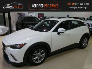 Used 2016 Mazda CX-3 GS LEATHER| NAVIGATION| SUNROOF for sale in Vaughan, ON