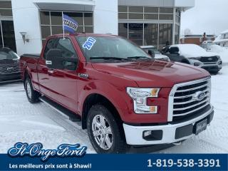 Used 2017 Ford F-150 Cabine Super 4RM XLT for sale in Shawinigan, QC