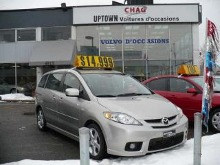Used 2006 Mazda MAZDA5 Sport for sale in Montreal, QC