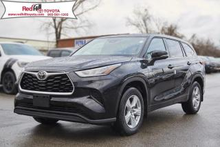 New 2020 Toyota Highlander LE for sale in Hamilton, ON