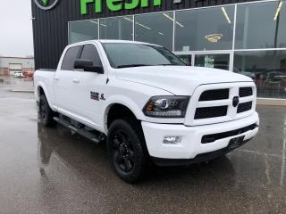 Used 2017 RAM 2500 4WD Crew Cab 149  Laramie for sale in Ingersoll, ON