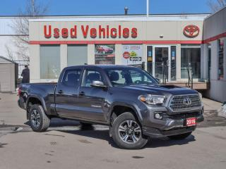 Used 2016 Toyota Tacoma 4WD Double Cab V6 Auto SR5 for sale in North York, ON