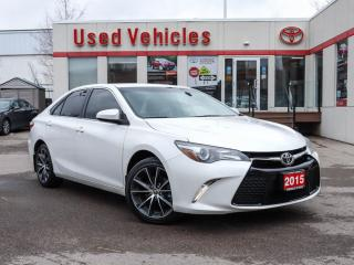 Used 2015 Toyota Camry 4dr Sdn I4 Auto XSE NavigationSystem for sale in North York, ON