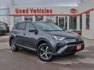 Used 2018 Toyota RAV4 AWD LE for sale in North York, ON
