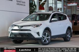 Used 2018 Toyota RAV4 LE AWD caméra de recul! Sièges Chauffants! for sale in Lachine, QC