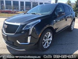 New 2020 Cadillac XT5 Sport - Navigation - Leather Seats - $403 B/W for sale in Bolton, ON
