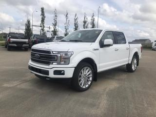 New 2020 Ford F-150 Limited  for sale in Fort Saskatchewan, AB