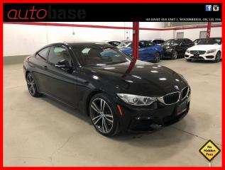 Used 2017 BMW 4 Series 440I XDRIVE M-PERFORMANCE I&II PREMIUM ENHANCED for sale in Vaughan, ON