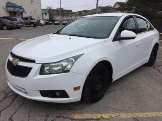 Used 2012 Chevrolet Cruze 4dr Sdn LT Turbo w/1SA for sale in Ottawa, ON