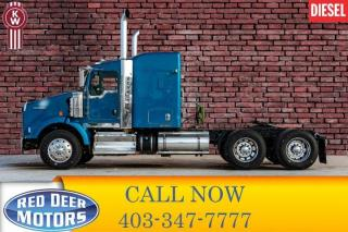 Used 2013 Kenworth T800 Heavy Spec Tractor/Sleeper for sale in Red Deer, AB