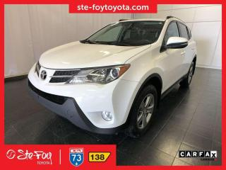 Used 2015 Toyota RAV4 50th Annv toit mags for sale in Québec, QC