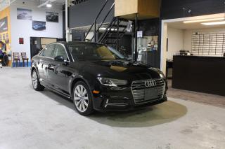 Used 2018 Audi A4 Komfort for sale in Mississauga, ON