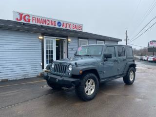 Used 2014 Jeep Wrangler SPORT for sale in Millbrook, NS