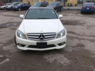 Used 2009 Mercedes-Benz C-Class 3.5L for sale in London, ON