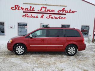 Used 2010 Chrysler Town & Country TOURING for sale in North Battleford, SK