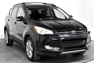 Used 2013 Ford Escape SEL A/C MAGS CUIR NAVIGATION for sale in St-Hubert, QC
