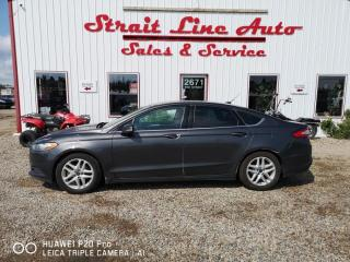Used 2015 Ford Fusion SE for sale in North Battleford, SK