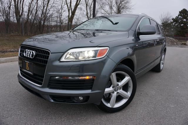 2008 Audi Q7 SUPER RARE / 4.2 / S-LINE / EXECUTIVE / LOW KM'S
