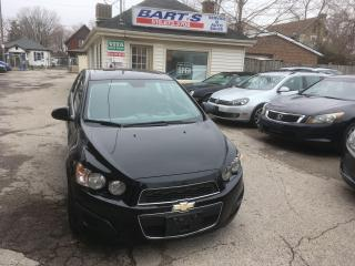 Used 2012 Chevrolet Sonic LT for sale in London, ON