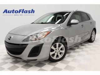 Used 2011 Mazda MAZDA3 GX *Auto *A/C *Gr.Electric *Hatchback for sale in St-Hubert, QC