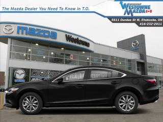 New 2020 Mazda MAZDA6 GS  - Heated Seats -  Keyless Entry for sale in Toronto, ON