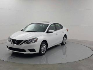 Used 2019 Nissan Sentra SV Sunroof/Bluetooth/Back up Camera for sale in Steinbach, MB