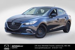 Used 2015 Mazda MAZDA3 GS CAMERA DE RECUL BLUETOOTH AUTOMATIC Mazda 3 GS 2015 for sale in Lachine, QC