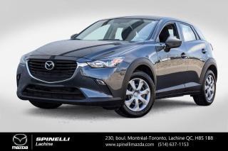 Used 2016 Mazda CX-3 GX CAMERA DE RECUL PREMIER PAIEMENT EN 3 MOIS Mazda CX-3 GX 2016 for sale in Lachine, QC