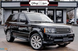 Used 2013 Land Rover Range Rover Sport HSE LUX for sale in Ancaster, ON