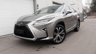 Used 2017 Lexus RX 350 96MONTHS / 5000DWN / 572.50MONTHLY for sale in Toronto, ON