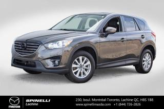 Used 2016 Mazda CX-5 GSL AWD CUIR T OUVRANT PREMIER PAIEMENT EN 3 MOIS Mazda CX-5 GS 2016 for sale in Lachine, QC