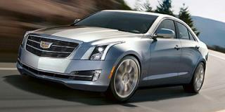 Used 2017 Cadillac ATS Sedan Luxury AWD for sale in Barrie, ON