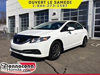 Used 2015 Honda Civic EX *GARANTIE 10 ANS / 200 000 KM* for sale in Donnacona, QC