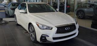 New 2020 Infiniti Q50 SPORT PROACTIVE for sale in Edmonton, AB