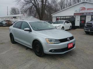 Used 2014 Volkswagen Jetta Sedan Comfortline for sale in Barrie, ON