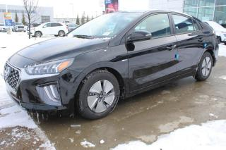 New 2020 Hyundai Ioniq Hybrid PREFERRED FWD: SAFETY PKG, APPLE CARPLAY/HEATED SEATS AND STEERING/PROXY KEY for sale in Edmonton, AB