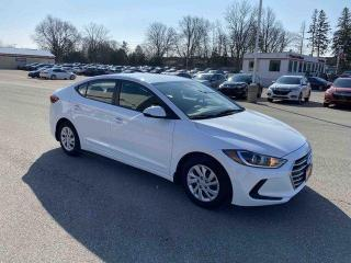 Used 2017 Hyundai Elantra SE 4dr FWD Sedan for sale in Brantford, ON