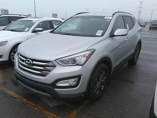 Used 2013 Hyundai Santa Fe Premium NO ACCIDENTS for sale in Waterloo, ON