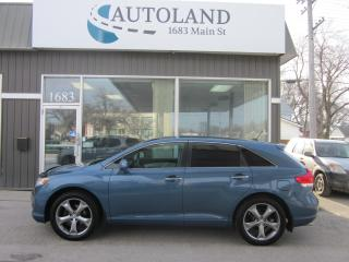 Used 2012 Toyota Venza for sale in Winnipeg, MB