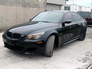 Used 2008 BMW 5 Series M5 for sale in Winnipeg, MB