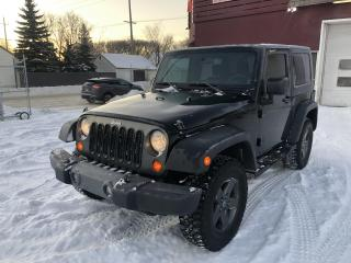 Used 2010 Jeep Wrangler SPORT for sale in Winnipeg, MB