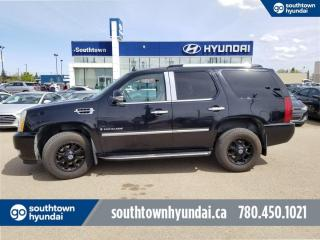 Used 2007 Cadillac Escalade AWD/NAVI/BACK UP CAM/ENTERTAINMENT SYSTEM for sale in Edmonton, AB