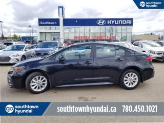 Used 2020 Toyota Corolla SE/LANE ASSIST/PRE COLLISION ALERT/BLIND SPOT for sale in Edmonton, AB