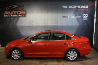 Used 2014 Volkswagen Jetta 1.8 TSI COMFORTLINE 5 VITESSES TOIT OUVRANT MAGS for sale in Lévis, QC