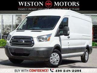 Used 2016 Ford Transit 250 MED ROOF*LONG WHEEL BASE*REV CAM*PWR GRP!!* for sale in Toronto, ON
