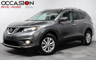 Used 2016 Nissan Rogue SV AWD. NAVIGATION+TOIT.OUVRANT+CAMÉRA.DE.RECUL for sale in Boisbriand, QC