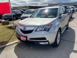 Used 2010 Acura MDX Tech pkg for sale in Burlington, ON