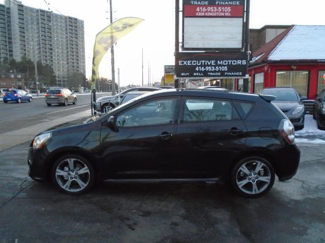 2009 Pontiac Vibe GT/ ONE OWNER/ NO ACCIDENT/ CERTIFIED / MINT