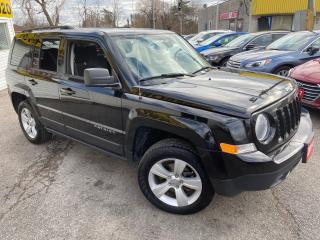 Used 2014 Jeep Patriot North ED/ 4X4/ AUTO/ PWR GROUP/ ALLOYS/ FOGS ++ for sale in Scarborough, ON